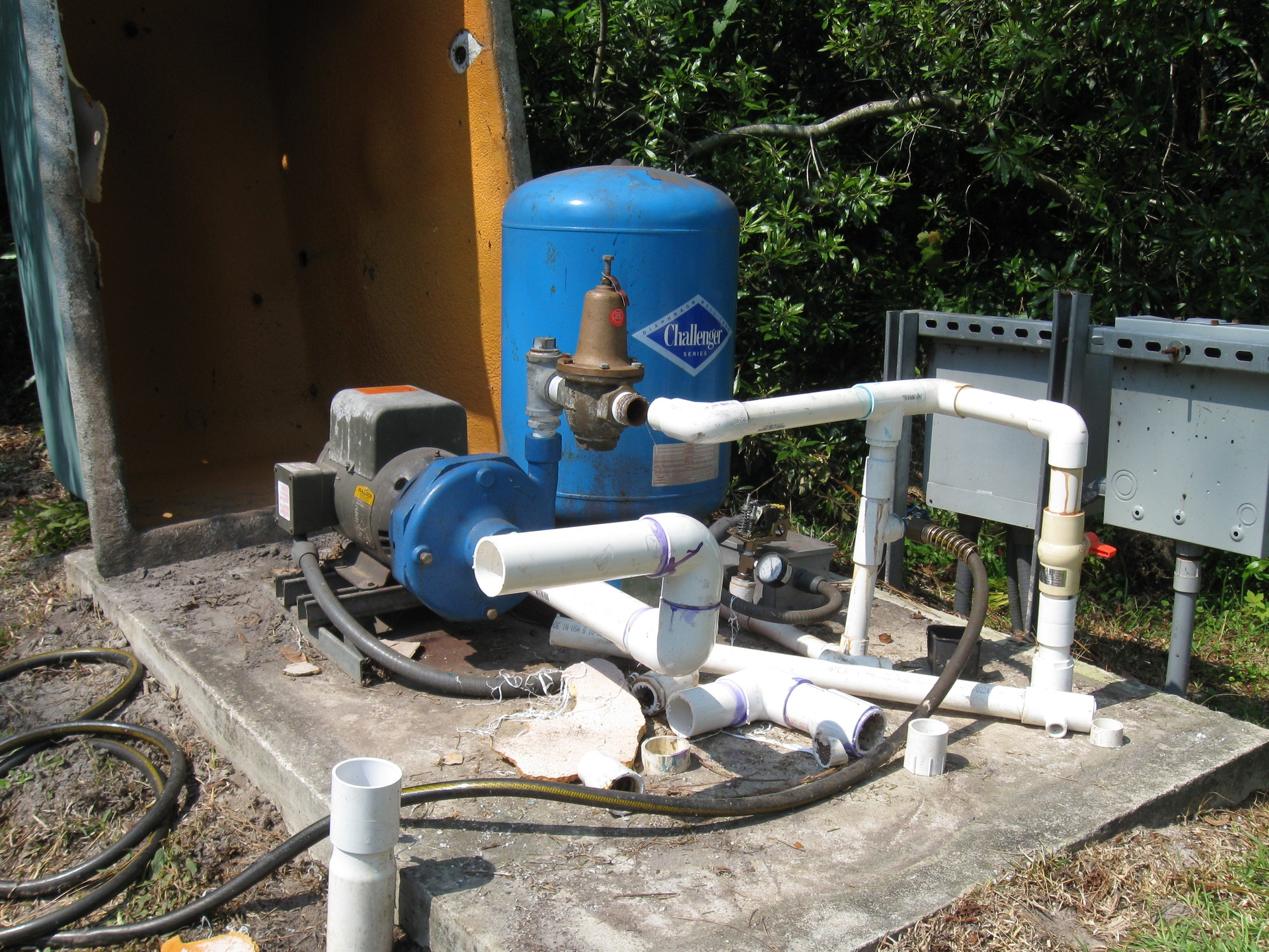Commercial Pump Systems